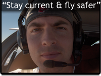 Stay current and fly safer